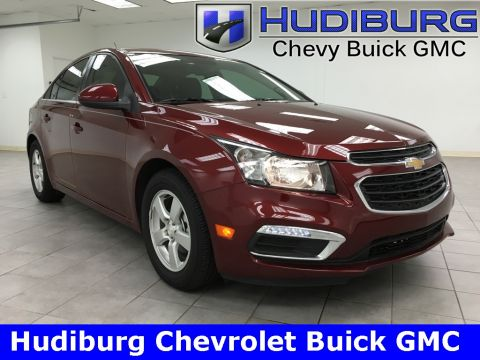 New Chevrolet Cruze Limited 1LT