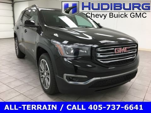 New GMC Acadia SLT