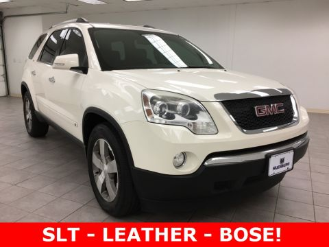 Used GMC Acadia SLT-1