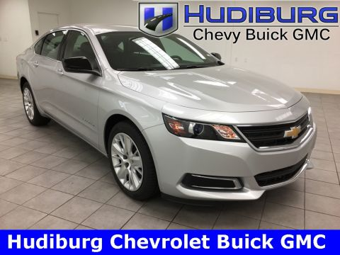 New Chevrolet Impala LS