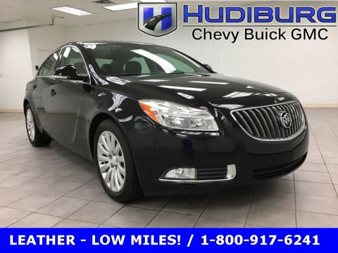 Used Buick Regal Base