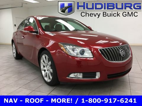 Used Buick Regal Premium 3