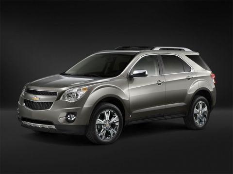 Used Chevrolet Equinox LT