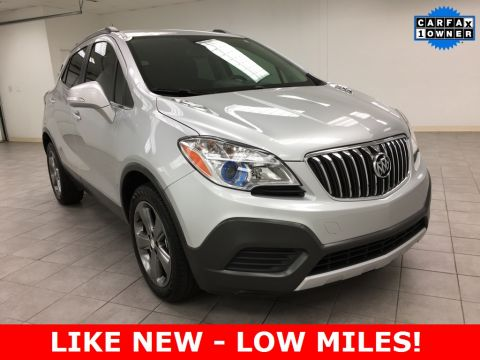 Used Buick Encore Base